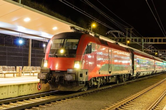 Anreise mit der Bahn - Urlaub in Forstau