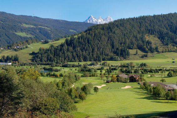 Golfplatz Radstadt, Sommerurlaub im Salzburger Land