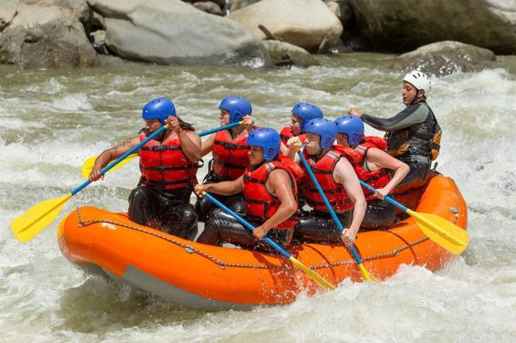 Rafting - Sommerurlaub in Forstau, Salzburger Land