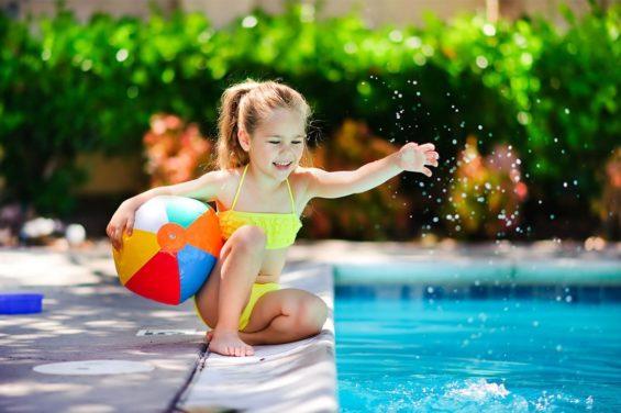 Schwimmen - Sommerurlaub in Forstau, Salzburger Land