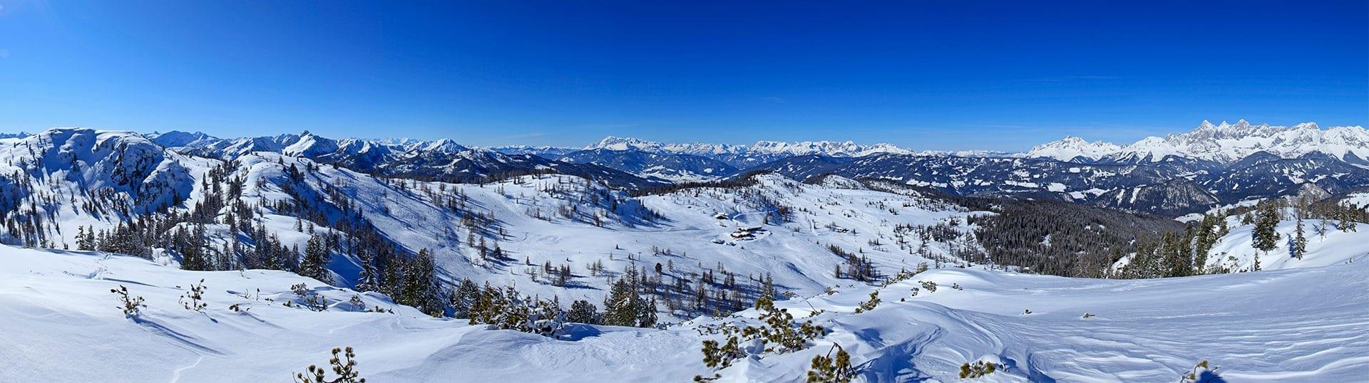 Skiurlaub im Skigebiet Fageralm in Ski amadé