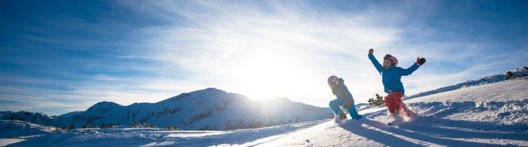 Skiurlaub mit der Familie - Ferienwohnungen Annabell in Forstau