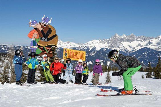 Skiurlaub im Skigebiet Fageralm, Ski amadé