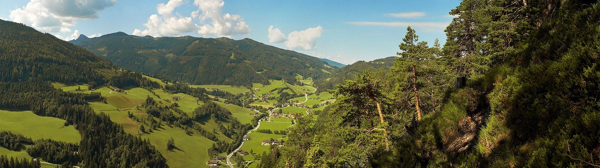 Sommerurlaub in Forstau, Salzburger Land
