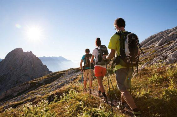 Wandern - Sommerurlaub im Salzburger Land, Österreich